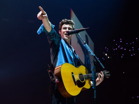 Shawn Mendes confidently belts his way through London O2 Arena show – but falls short in personality