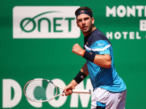 Cam Norrie marches on in Monte Carlo as Stefanos Tsitsipas hopes to get Daniil Medvedev out of his head