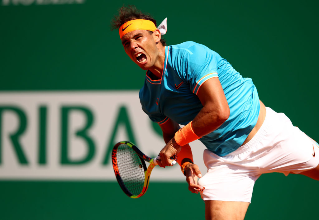 Nadal roared to victory