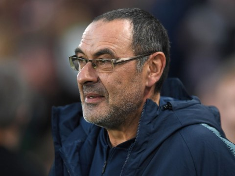 Maurizio Sarri sad to see old club Napoli exit Europa League at the hands of Arsenal