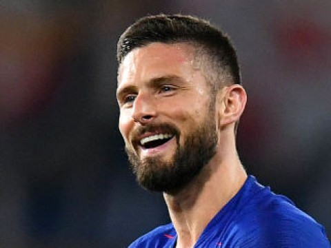 Glenn Hoddle explains why Olivier Giroud gets the best out of Eden Hazard