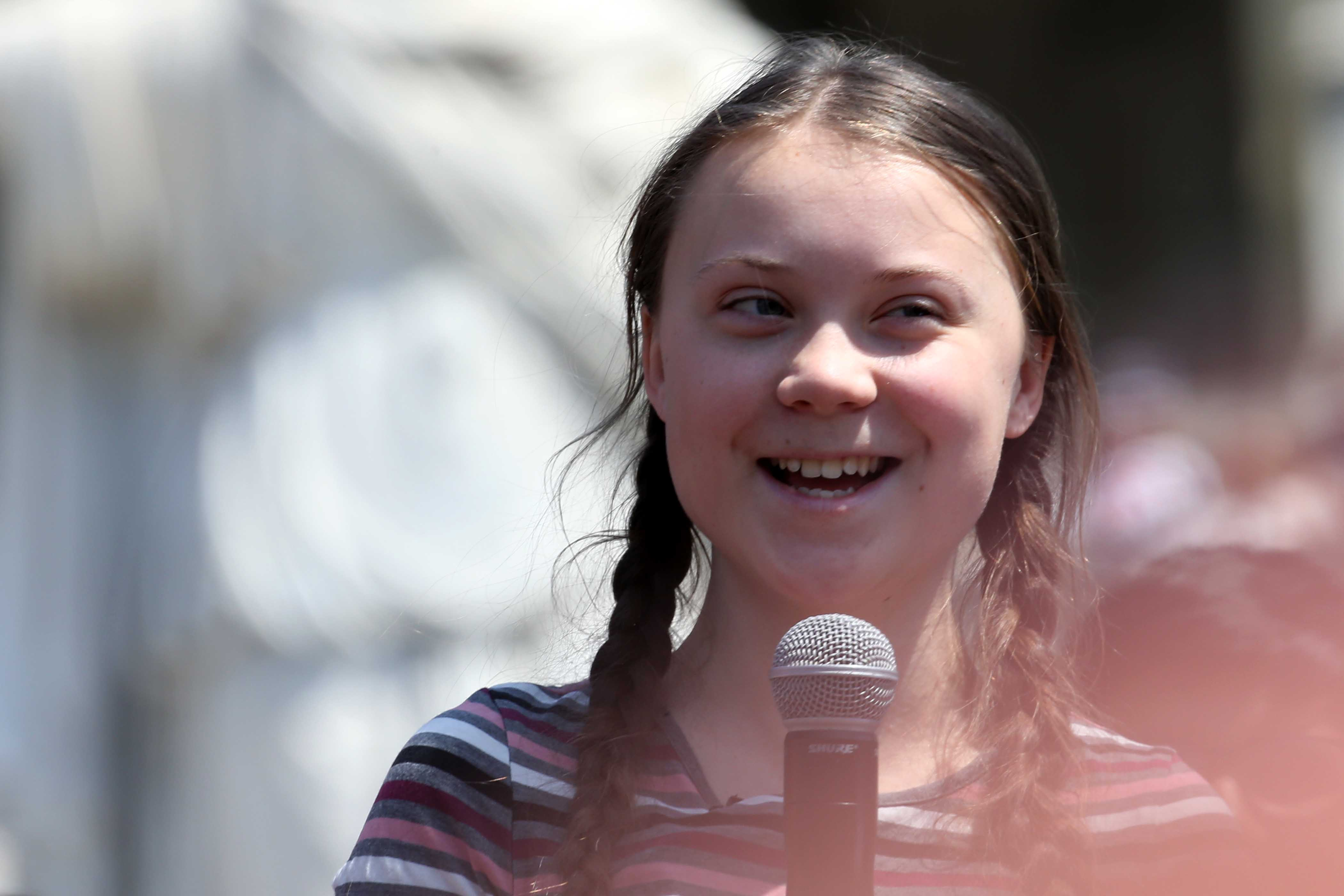 Don't stand up for Greta Thunberg because she is autistic, defend her beliefs instead