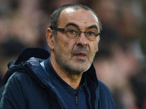 Maurizio Sarri sends transfer message to Chelsea board after securing Champions League spot