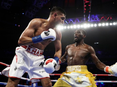 Stephen A. Smith never wants to see Amir Khan fight again after Terence Crawford controversy