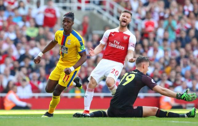 Jamie Carragher slammed Arsenal defender Shkodran Mustafi