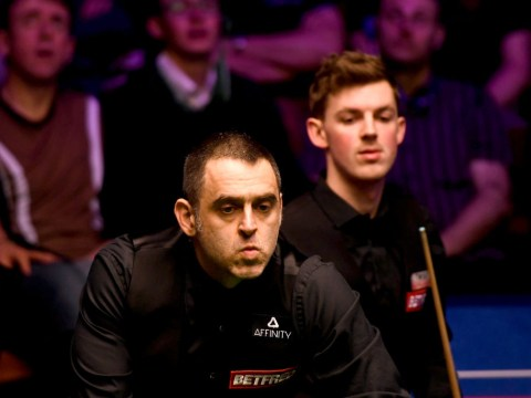 Ronnie O'Sullivan plays down 'biggest upset ever' talk after shock James Cahill defeat