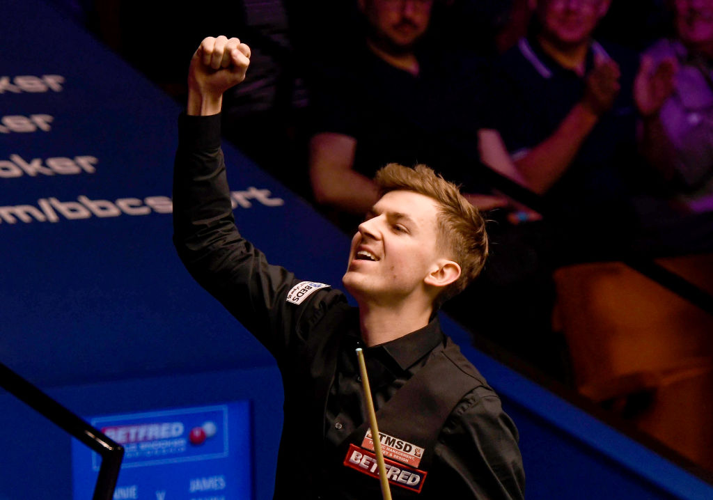James Cahill is 'in it to win the World Championship' after ousting Ronnie O'Sullivan