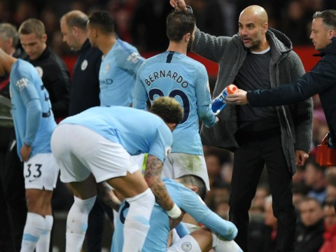 Pep Guardiola tells Manchester City stars not to watch Liverpool game