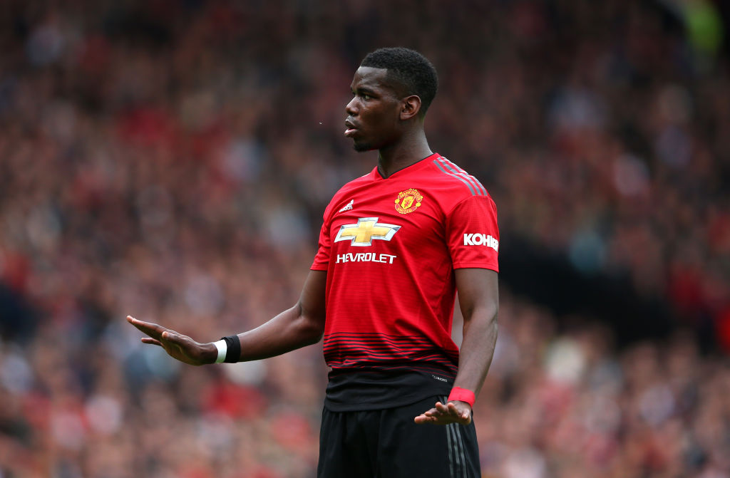Manchester United star Paul Pogba must take significant pay cut to join Real Madrid