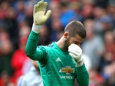 David De Gea apologises to Manchester United fans after error against Chelsea