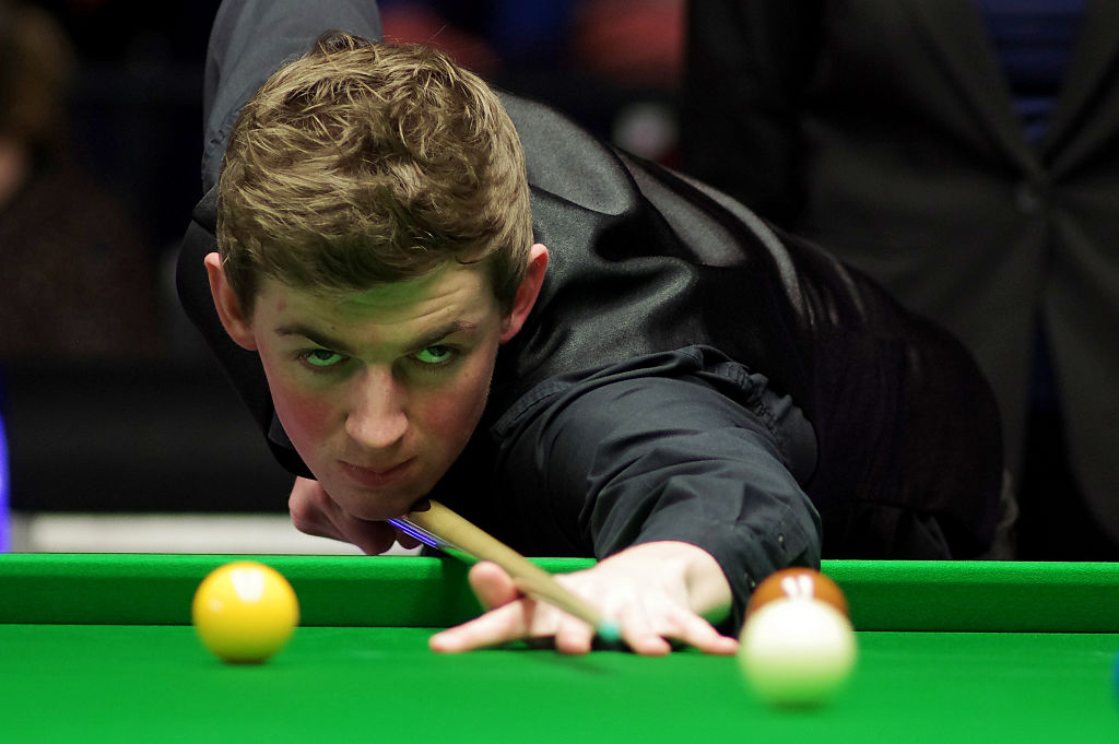 James Cahill becomes first amateur to qualify for Snooker World Championship and wants Ronnie O'Sullivan