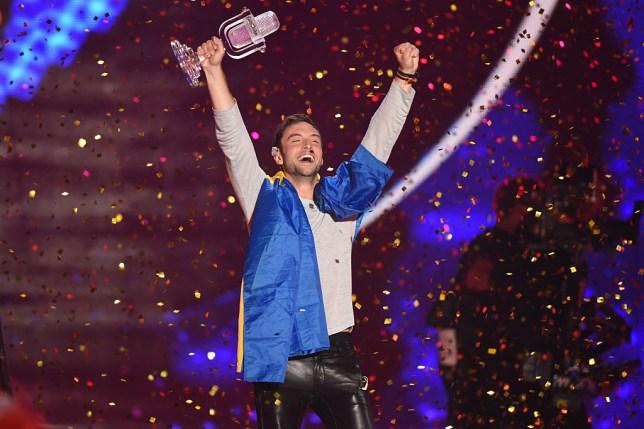 Mans Zelmerlow wins Eurovision