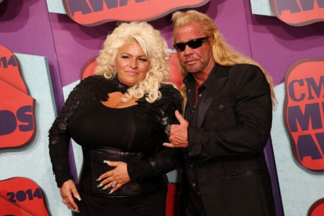 Beth Chapman and Dog The Bounty Hunter Duane Chapman