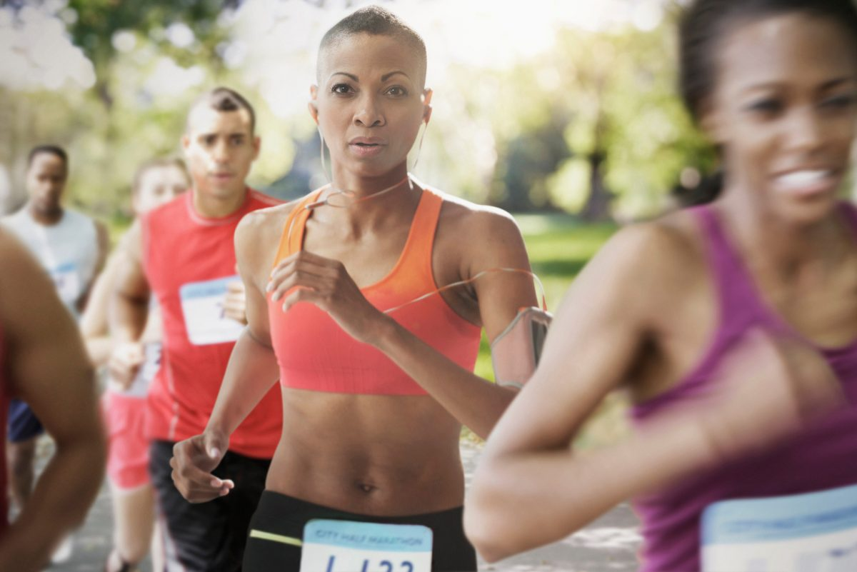 How to banish the boredom when running the London Marathon