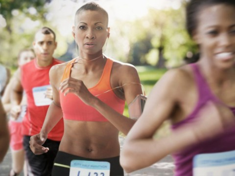 How to banish the boredom when running the London Marathon