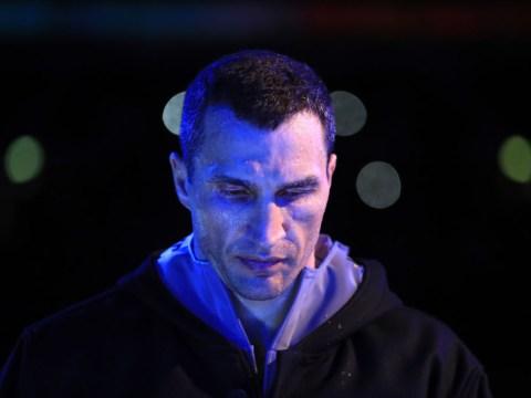 Wladimir Klitschko return revealed as woeful April Fools' joke