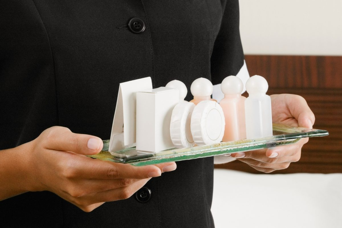 California hotels might ban mini toiletries – so what will you steal now?