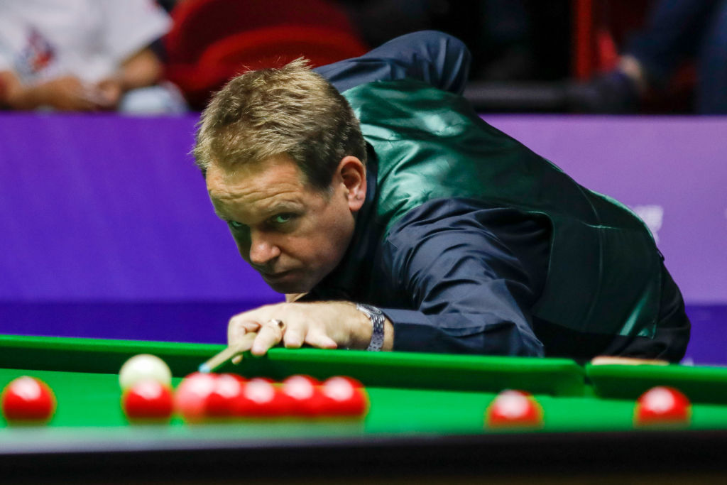 Snooker World Championship qualifying loss could have sent Joe Swail into retirement