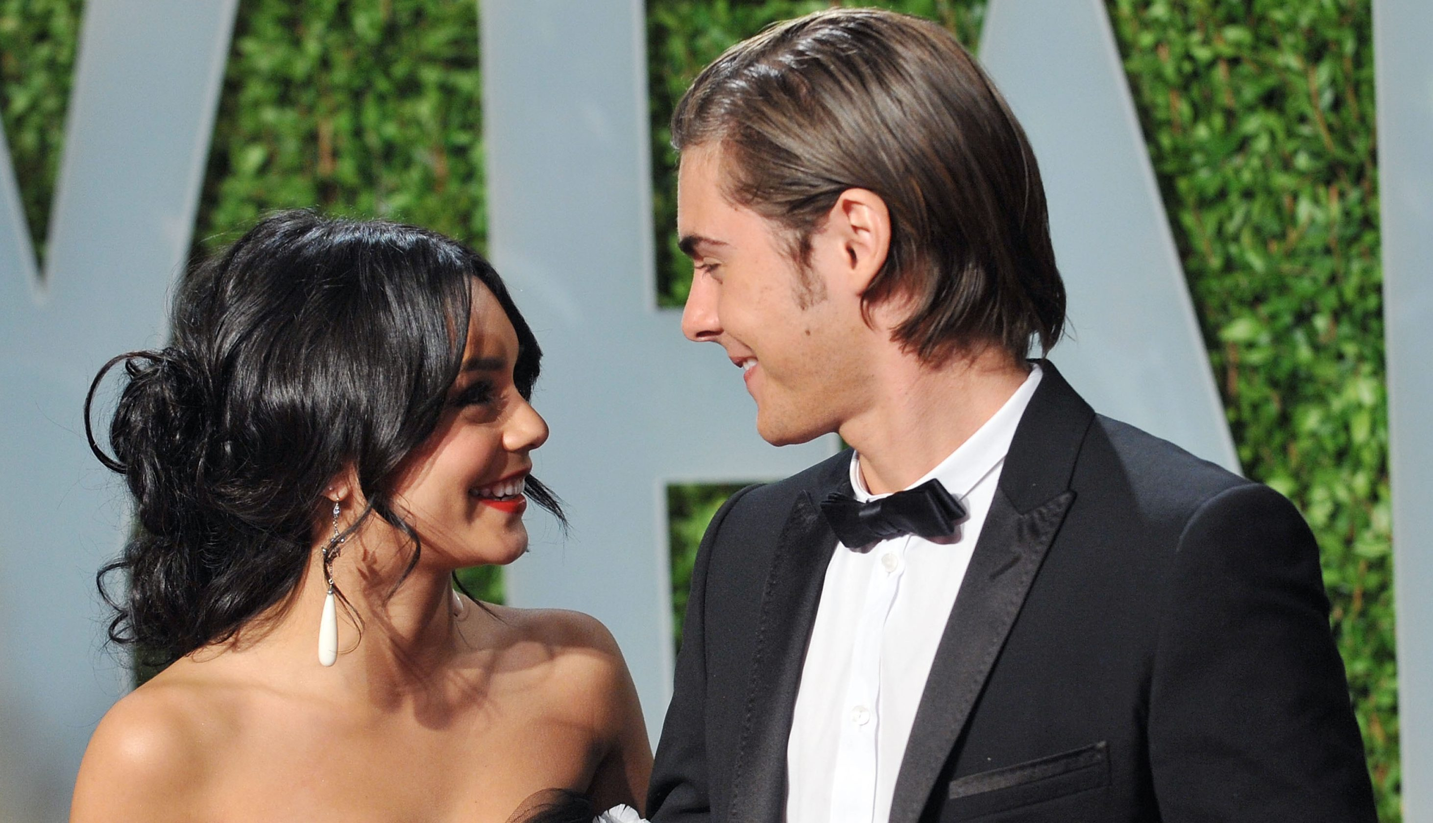 High School Musical's Zac Efron and Vanessa Hudgens