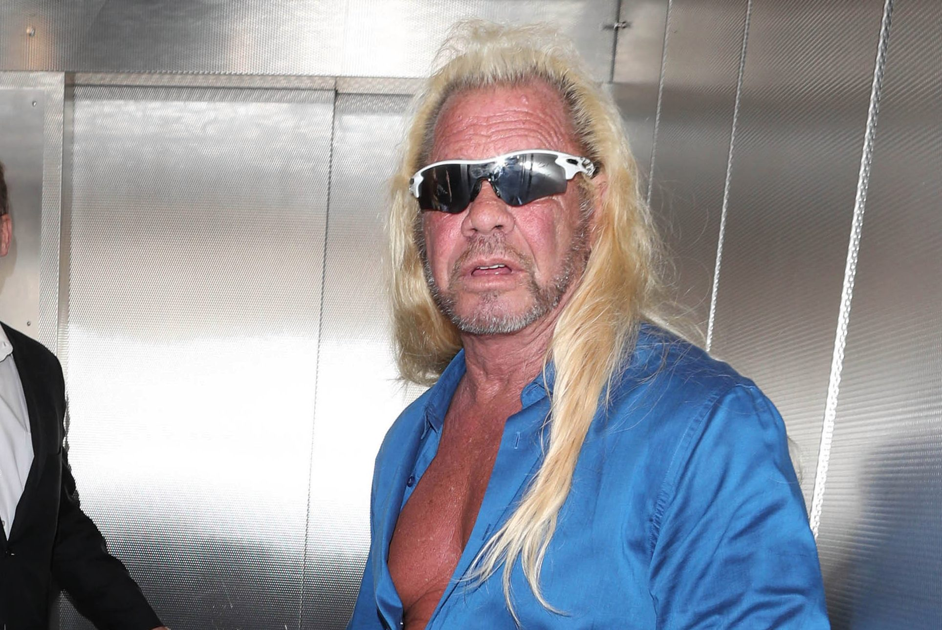 Dog The Bounty Hunter recalls frantic search for son during 'Columbine massacre copycat' threat