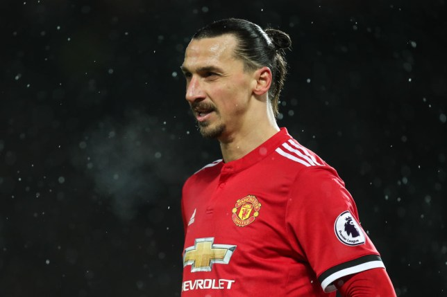 buy online b5d4f e40fd Zlatan Ibrahimovic names Manchester United's most important ...