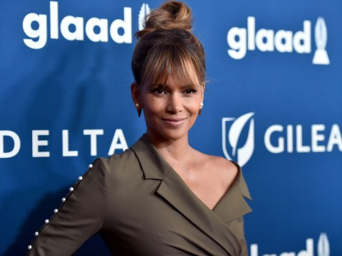 Halle Berry calls broken ribs a 'badge of honour' after injuring herself during John Wick stunts