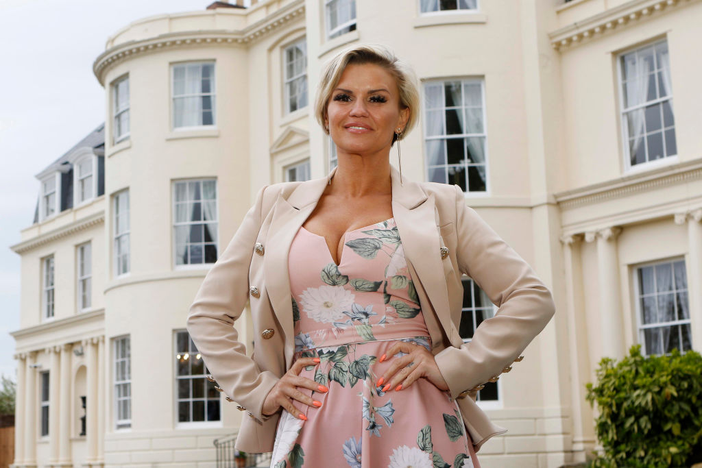 Kerry Katona wants to replace The Jeremy Kyle Show with her own show
