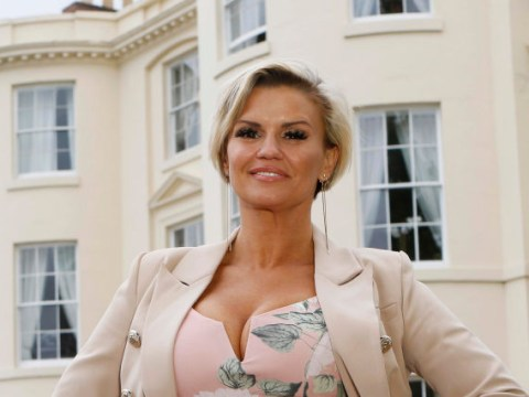 Kerry Katona hoping 'third boob job will land her sexy siren TV roles'