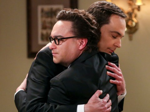The Big Bang Theory ending just got real as Johnny Galecki shares Instagram of set being torn down