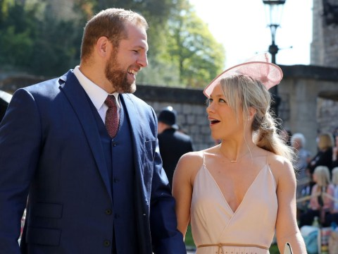 Chloe Madeley doesn't want husband James Haskell to do Strictly: 'It's a recipe for disaster'