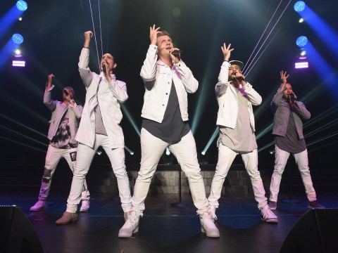 Nick Carter admits Backstreet Boys don't even know what I Want It That Way means