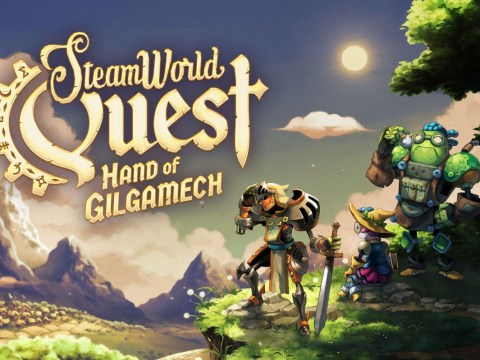 SteamWorld Quest: Hand Of Gilgamech review – robotic RPG