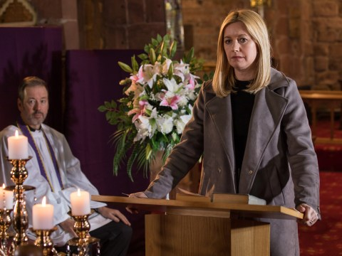Hollyoaks spoilers: Devastating scenes at Lily's funeral