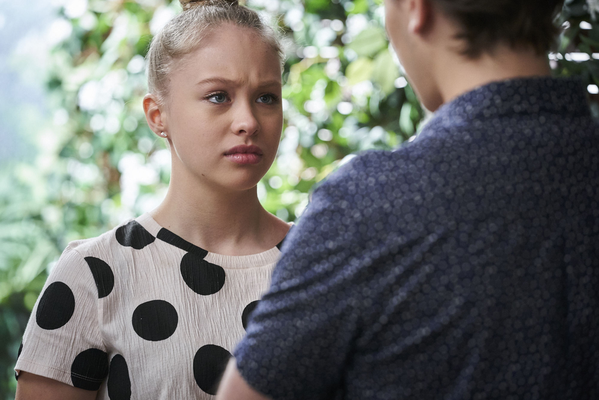 Raffy considers taking cannabis oil in Home and Away