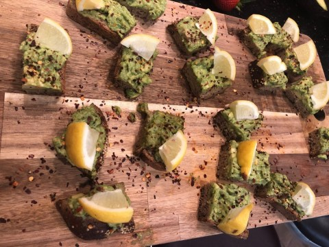Pret A Manger adds avocado on toast and 20 other treats to its menu