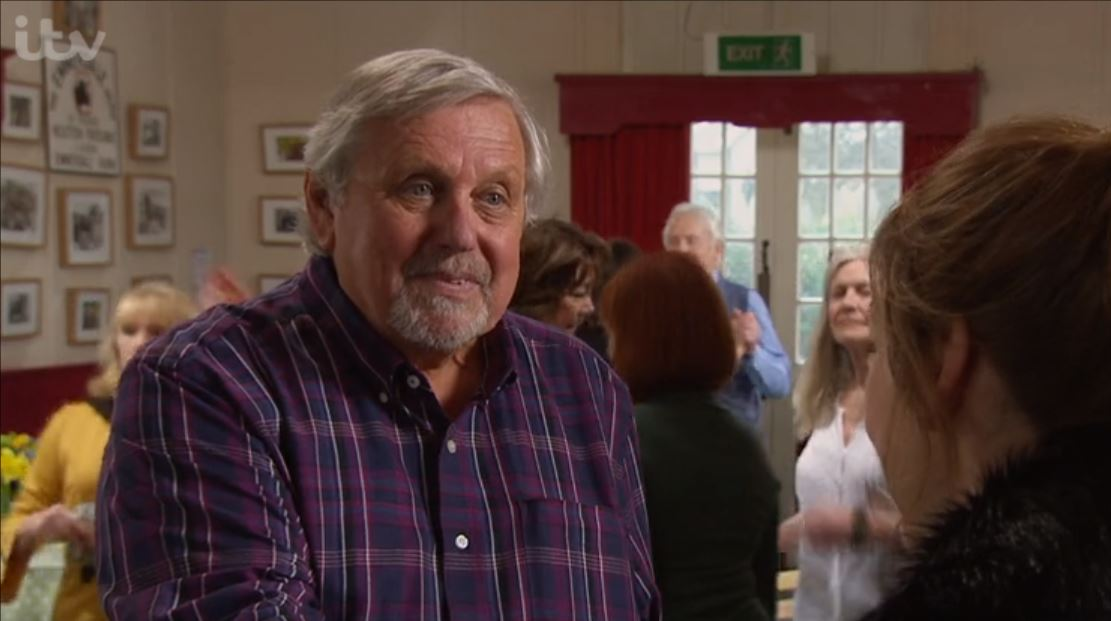 Who plays John Richmond in Emmerdale and where have you seen David Roper before?