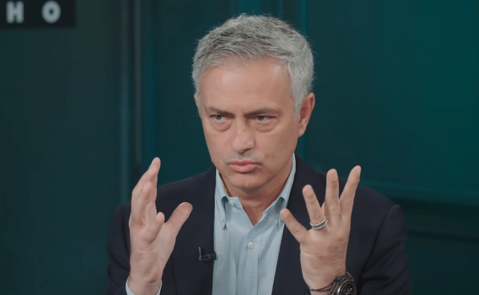 Jose Mourinho rates Liverpool's chances of beating Barcelona in the Champions League