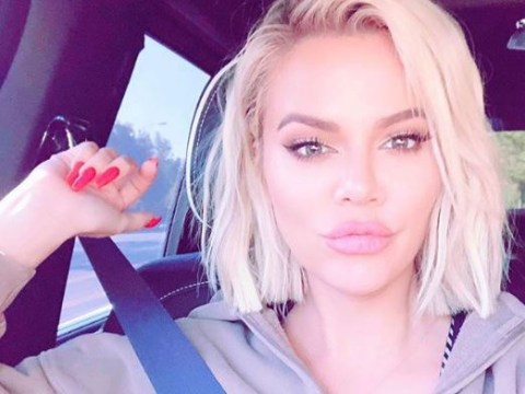 Khloe Kardashian hits back after being accused of 'worthless materialism' for buying baby True a fake Bentley