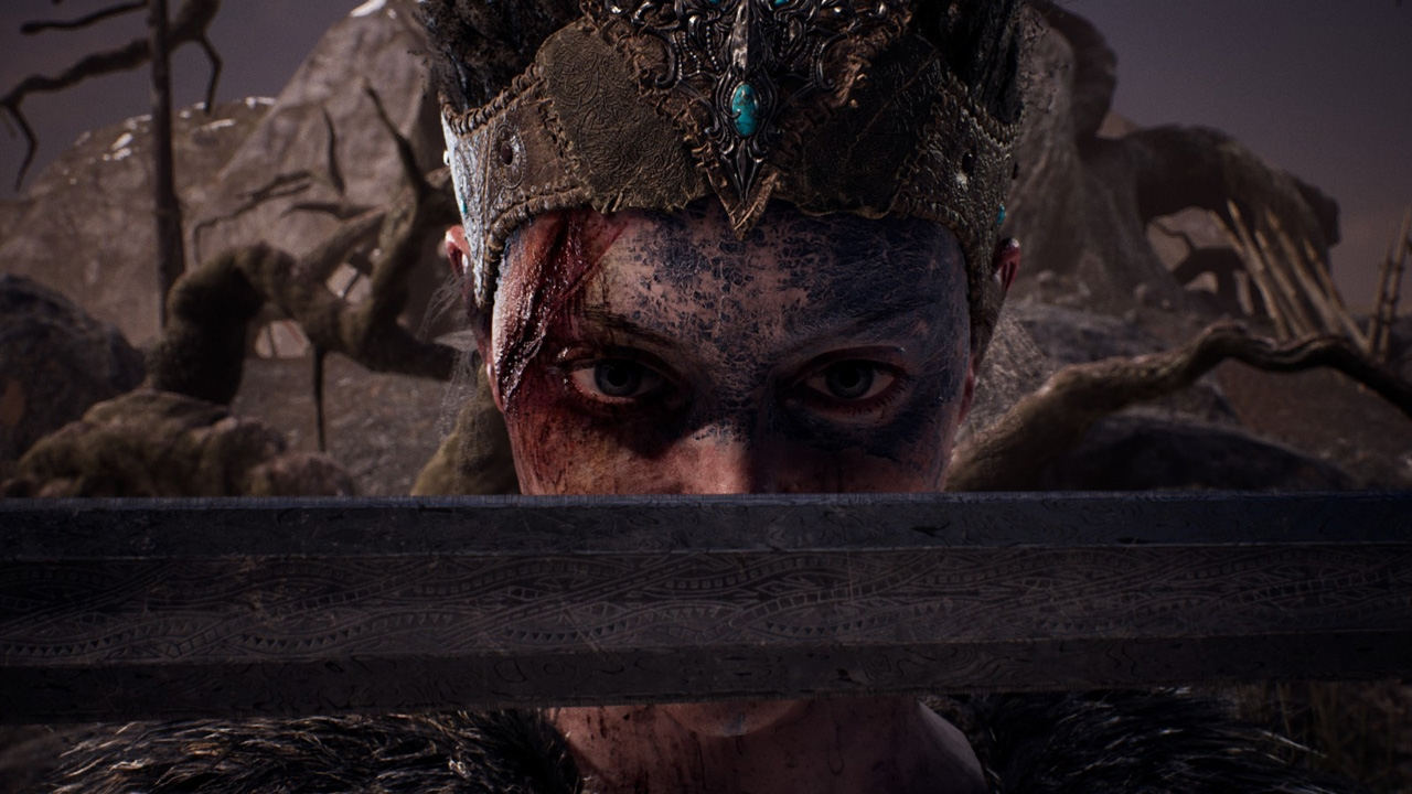 Hellblade: Senua's Sacrifice (NS) - another considerable technical slight of palm for a Switch