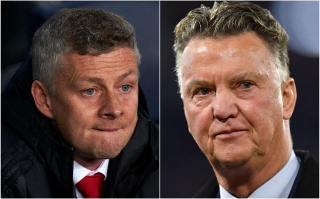 Man Utd News: Louis Van Gaal Slams Ole Gunnar Solskjaer