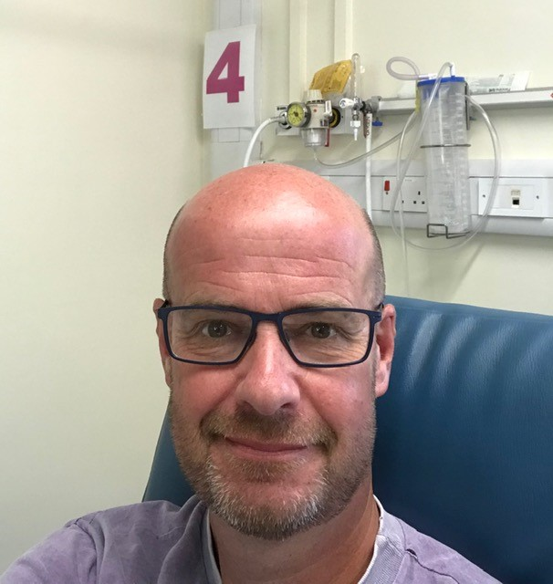 I want to end the taboo around bowel cancer before I lose my life