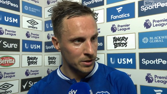 Phil Jagielka calls Arsenal 'so-called bigger boys' after their defeat to Everton