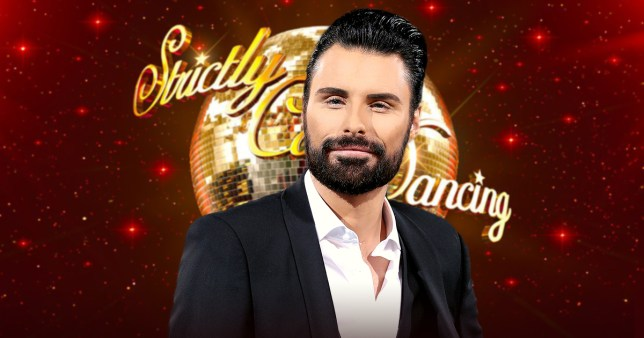 Rylan Strictly Come Dancing