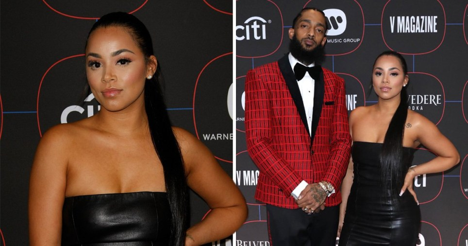 how long were nipsey and lauren together