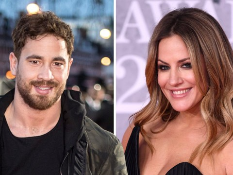 Caroline Flack told Danny Cipriani 'she had to plead guilty' in final text to ex