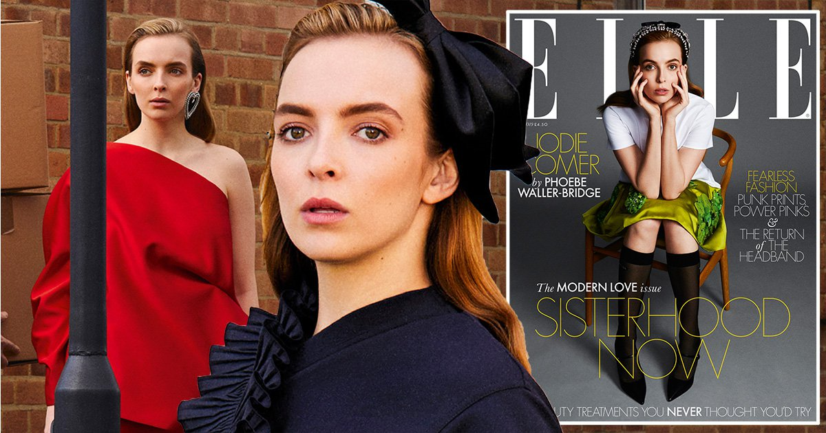 Killing Eve's Jodie Comer wants to 'accept the way she looks' after years of insecurities
