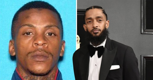 Nipsey Hussle Murder Suspect Eric Holder Arrested In Handcuffs After Los Angeles Shooting