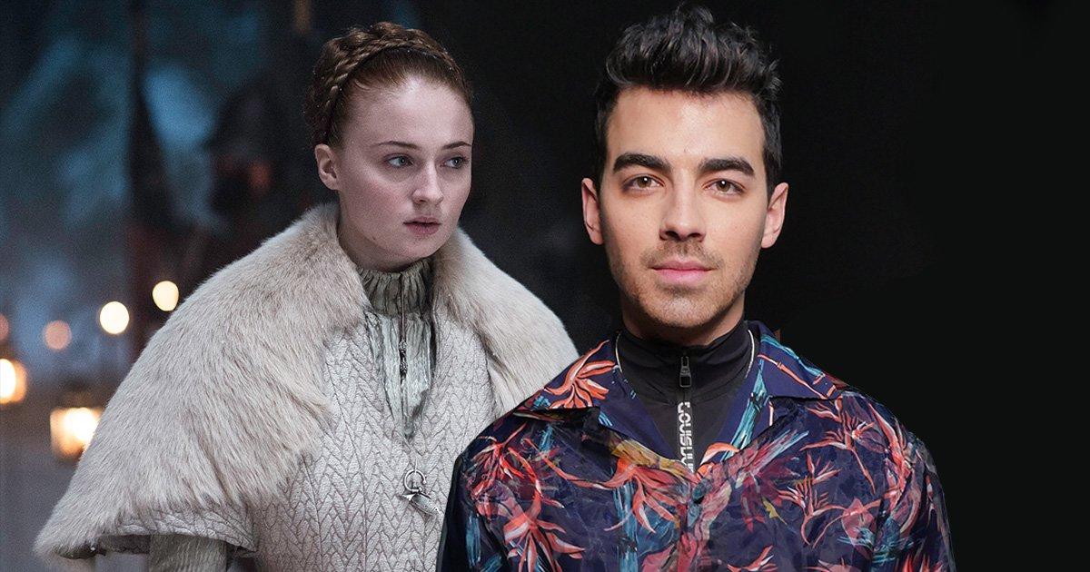 Joe Jonas has signed an NDA to hide all of Sophie Turner's Game Of Thrones season 8 secrets