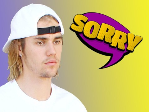 Justin Bieber 'didn't mean to be insensitive' as he apologises for April Fools' pregnancy prank