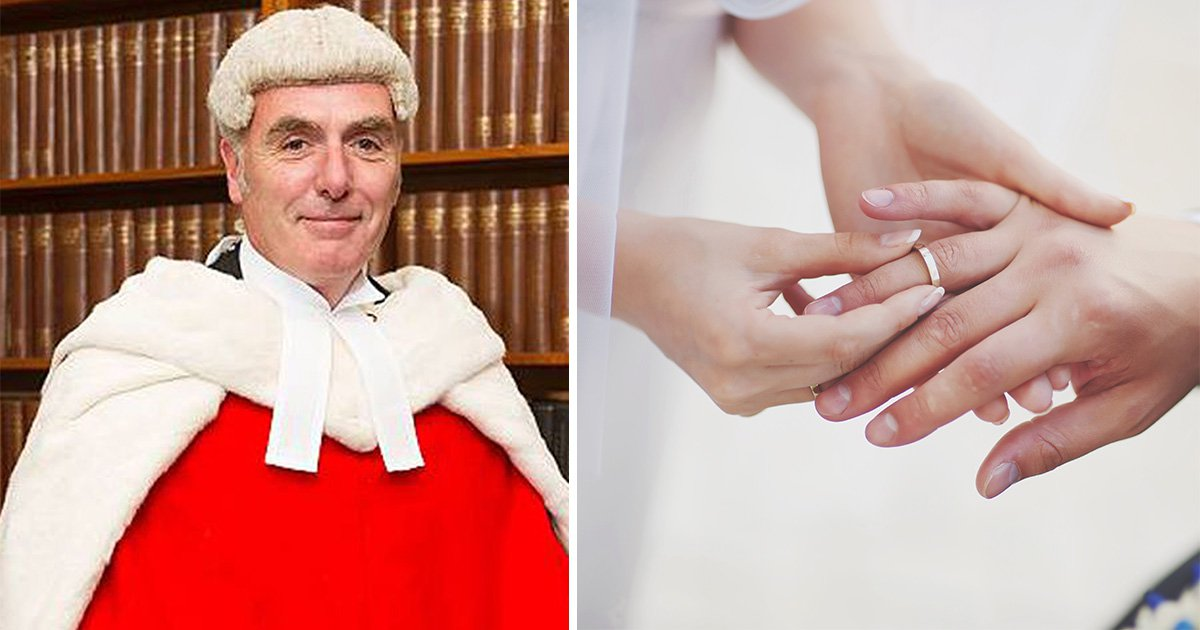Judge says a man having sex with his wife is a 'fundamental human right'